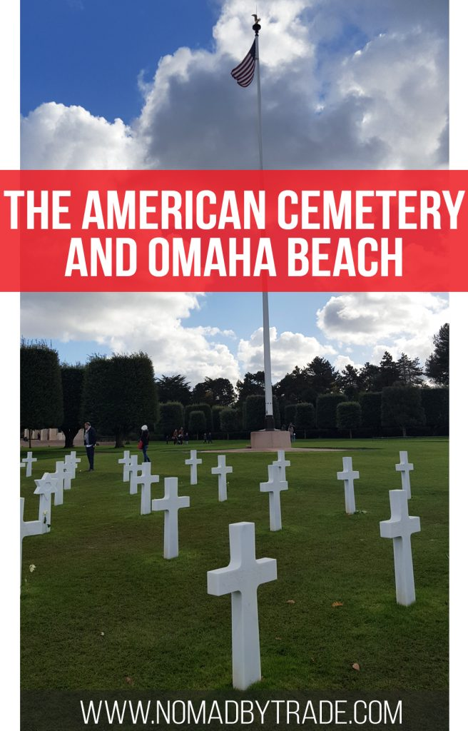 Explore the best of the American sector in Normandy. Don't miss the incredibly moving American Cemetery, walking along Omaha Beach, or visiting the ruins of German fortifications at Pointe du Hoc. #Normandy   D-Day Beaches   Things to do in Normandy