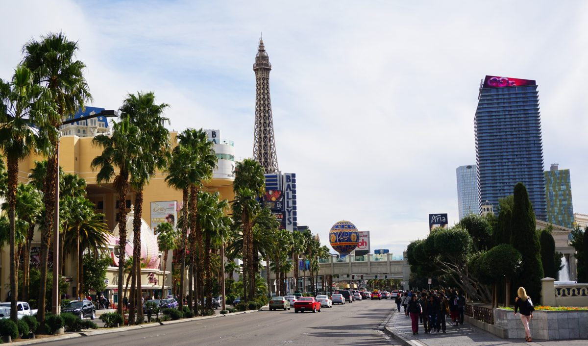 5 Things that Surprised Me in Las Vegas