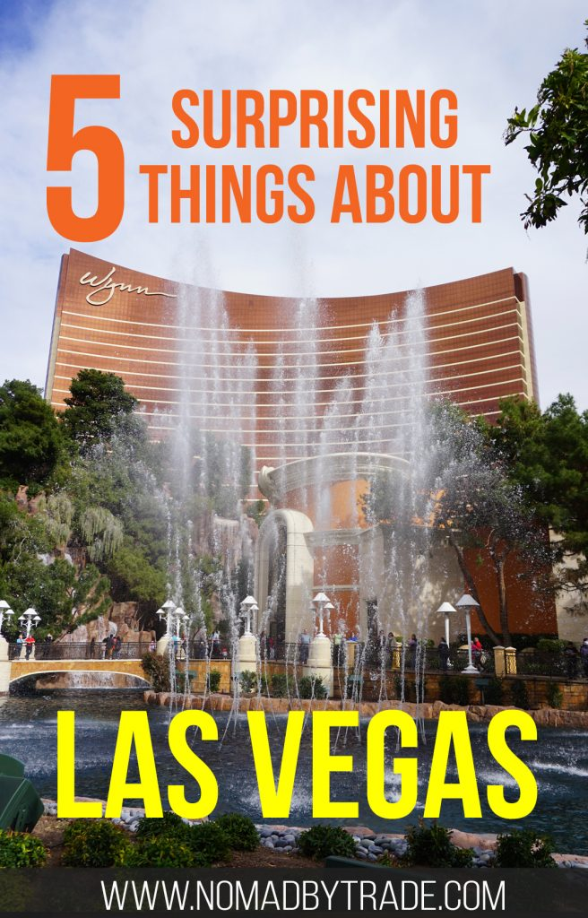 Five surprising things about the Strip in Las Vegas, Nevada | Las Vegas casinos