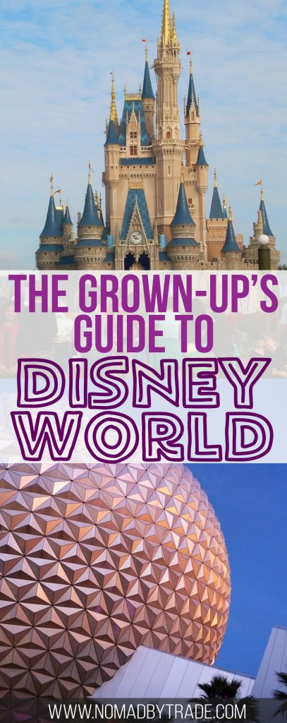 Planning to visit Disney World without kids? Here's everything you need to know for an adults trip to the parks. Disney World | Adults at Disney World | Magic Kingdom | Dining at Disney World