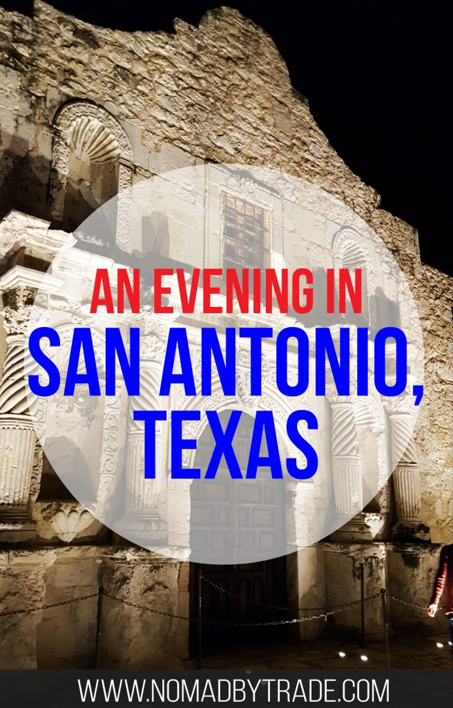 Visit the Alamo, explore the Riverwalk, and try some great Mexican food in one whirlwind evening in San Antonio, Texas.   USA   Business Travel