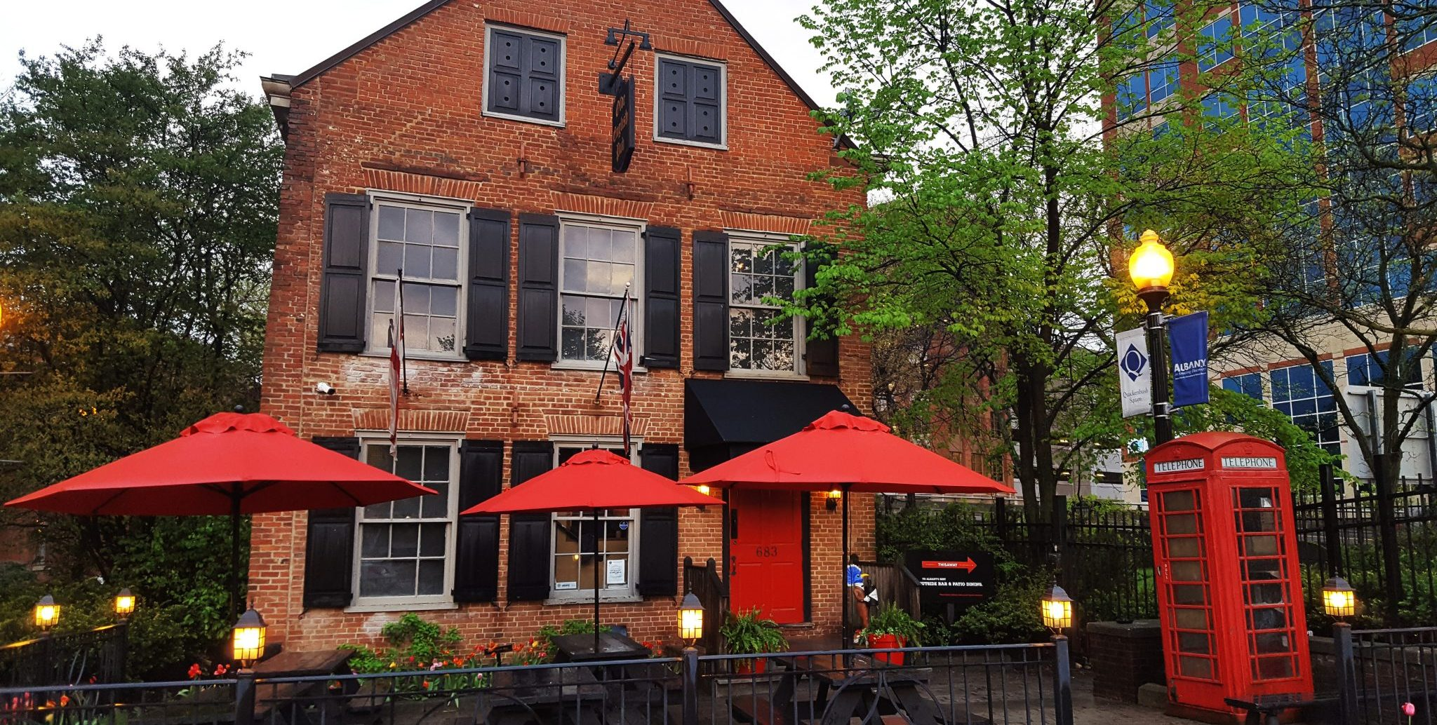 Albany, New York Dining Guide