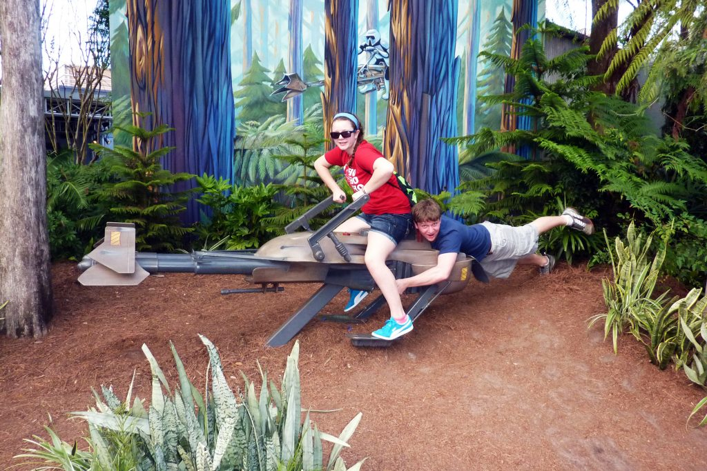 Disney's Hollywood Studios for adults