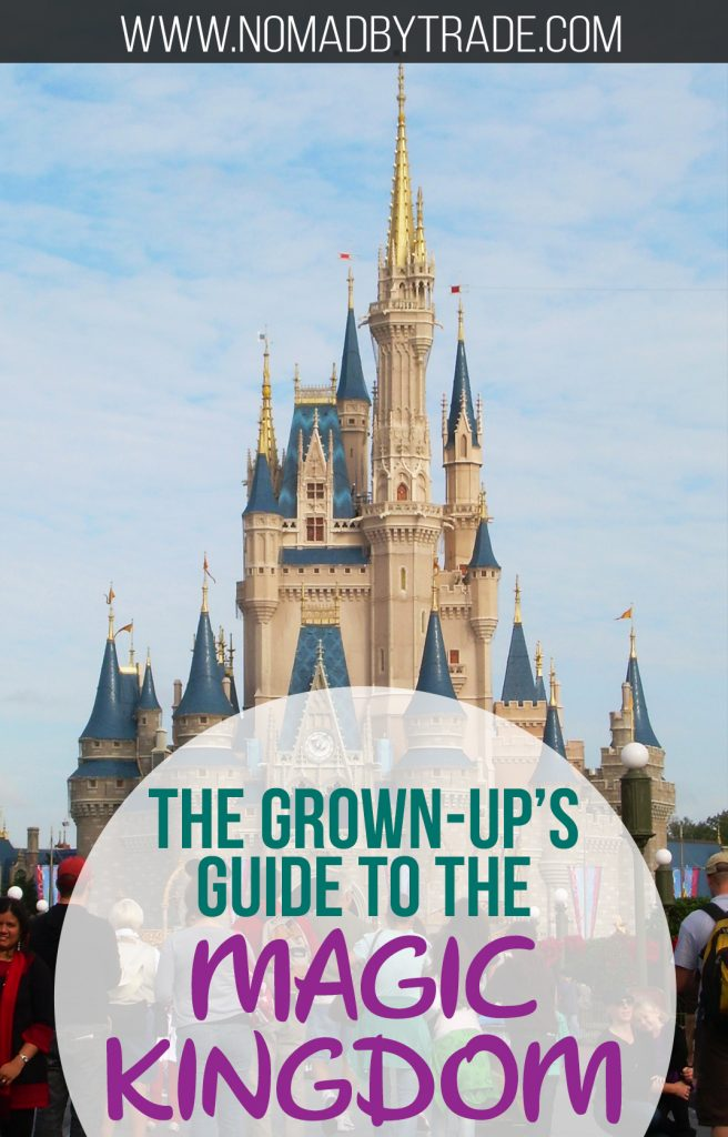 There is plenty to do for adults at the Magic Kingdom. Read about the best rides, food, and shows.
