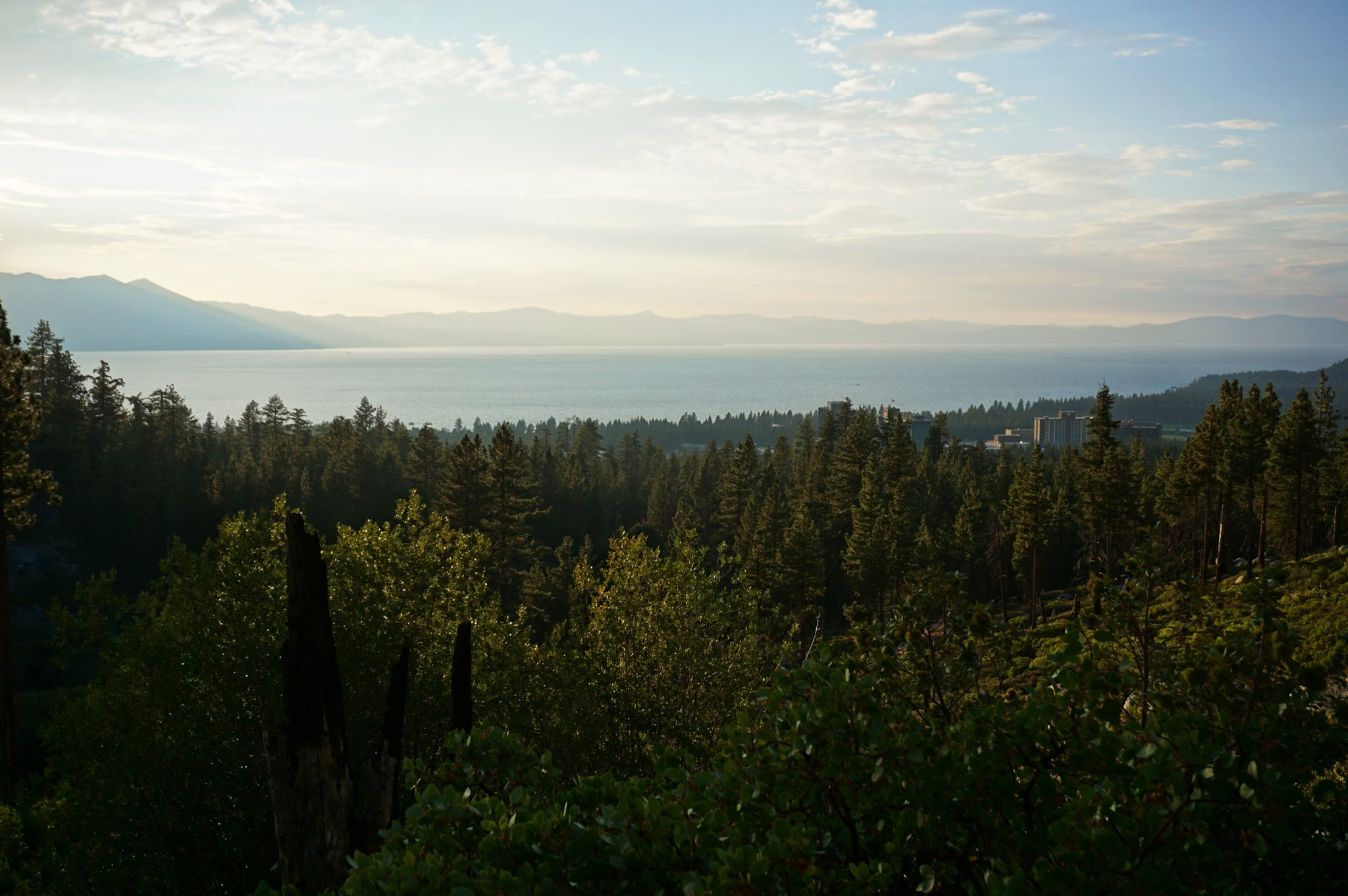 Hiking Your Way to a Spectacular View of Lake Tahoe