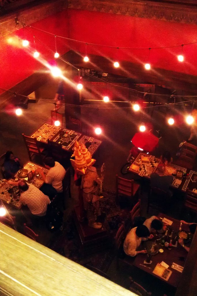 Yak & Yeti restaurant - a great dining experience at Disney's Animal Kingdom for adults