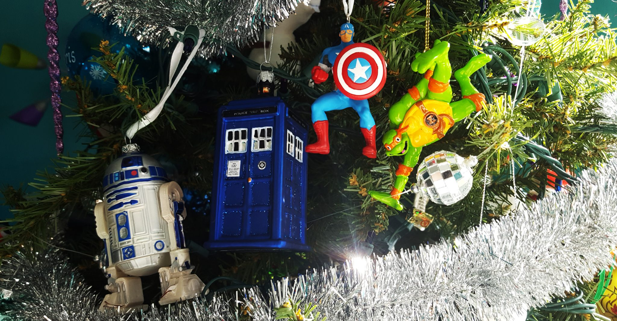Christmas travel gifts for nerds - featuring Star Wars, Star Trek, Harry Potter, Game of Thrones, Marvel, and more