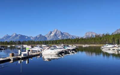 What It's Like to Stay at the Cabins at Colter Bay Village in Grand Teton