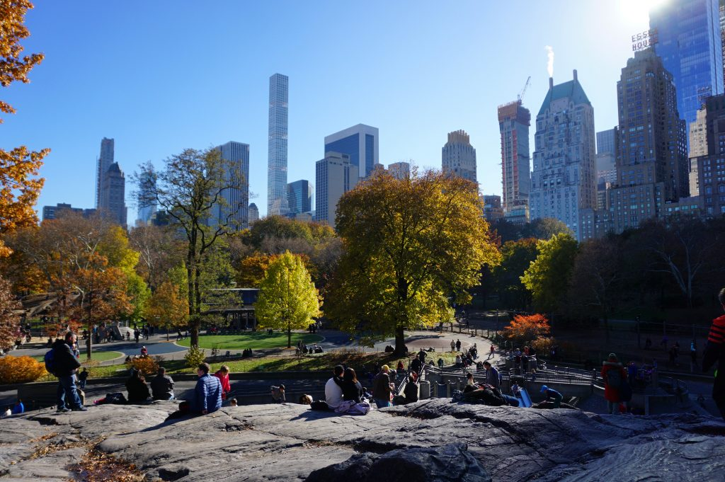 Central Park - NYC weekend itinerary