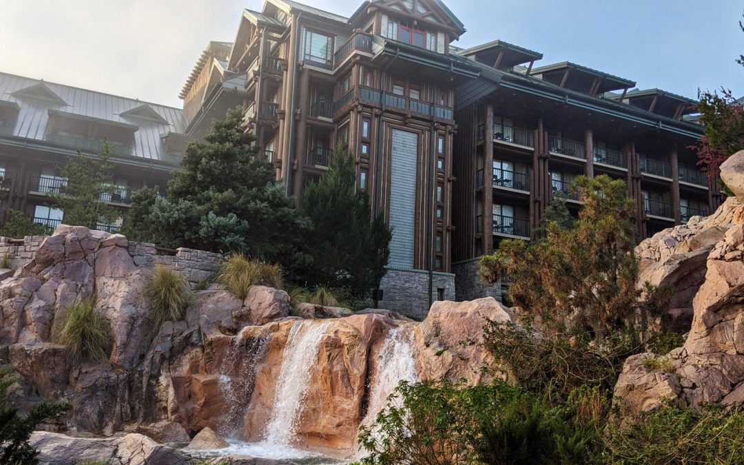 Fall in Love with Disney's Wilderness Lodge Resort