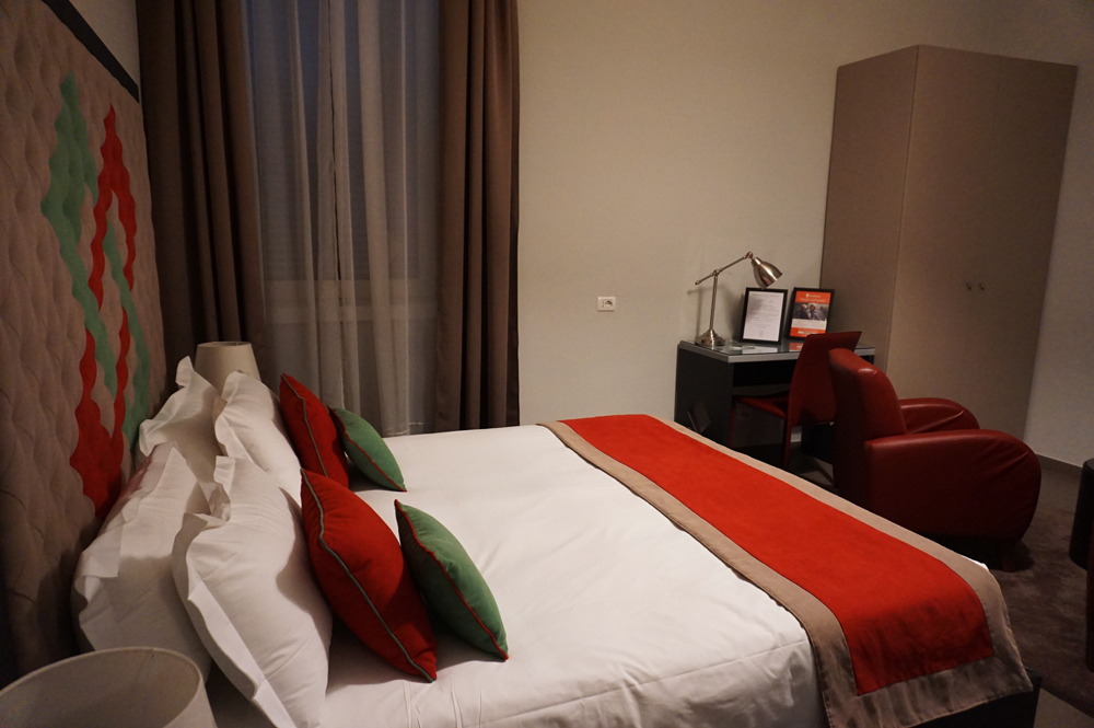 Review of Residence Maximus: An Affordable Rome Hotel with a View