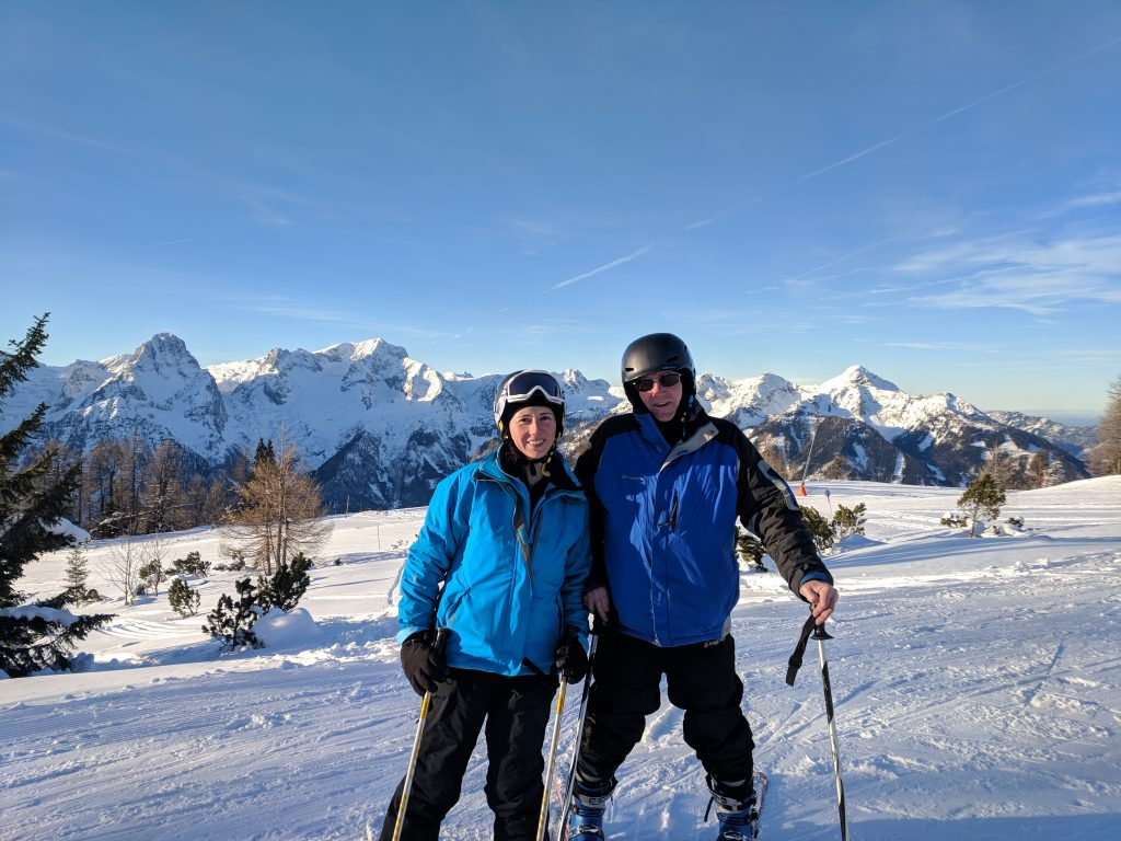 Skiing at Hinterstoder, Austria - Lost luggage with Air France and Lufthansa