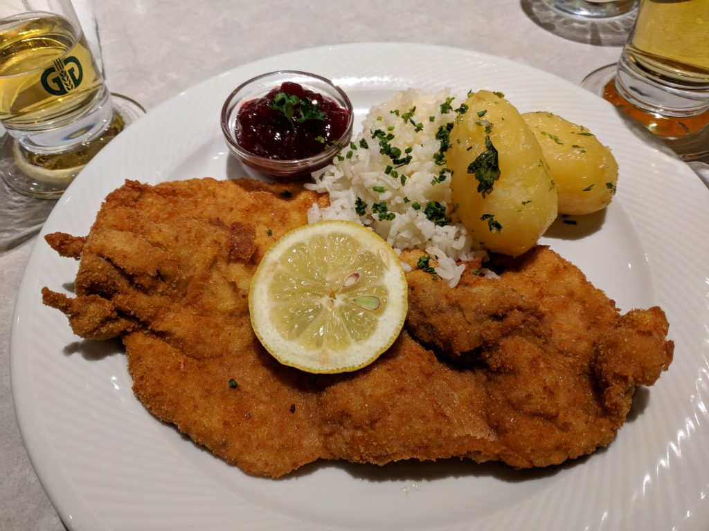 Schnitzel - How to recover from travel mistakes