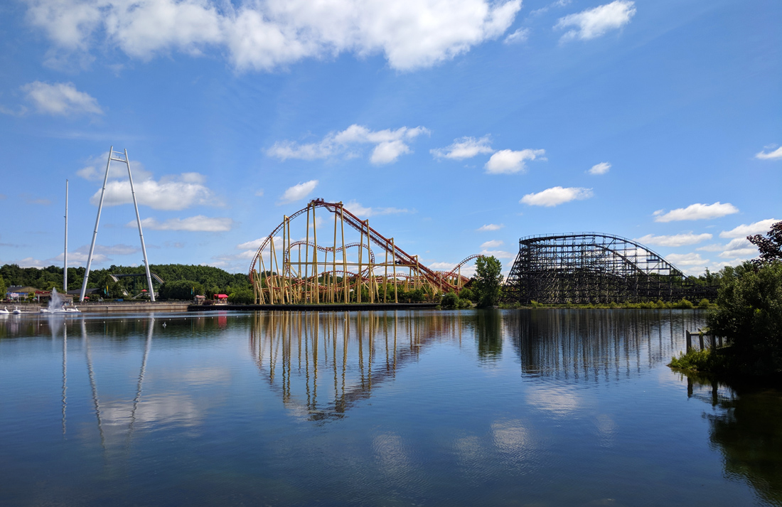 All the Rides and Water Slides You Have to Try at Michigan's Adventure