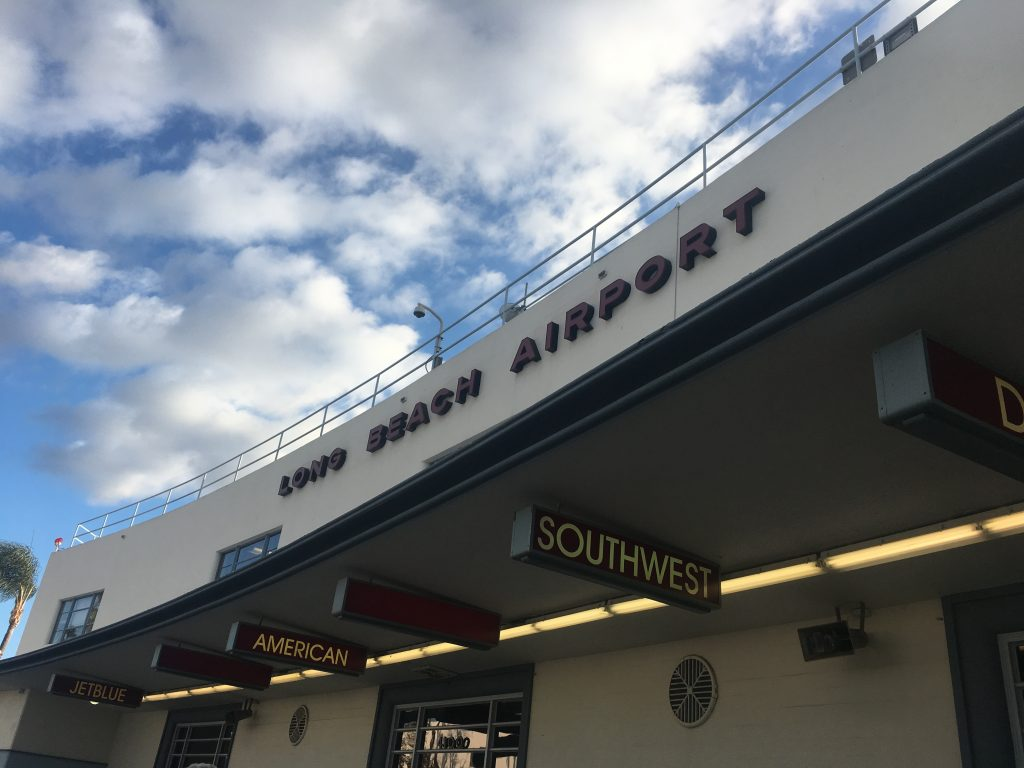 Long Beach Airport - LGB