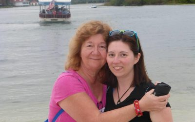 A Thank You to My Traveling Mom
