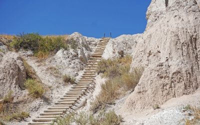 Take a Climb on the Notch Trail in Badlands National Park