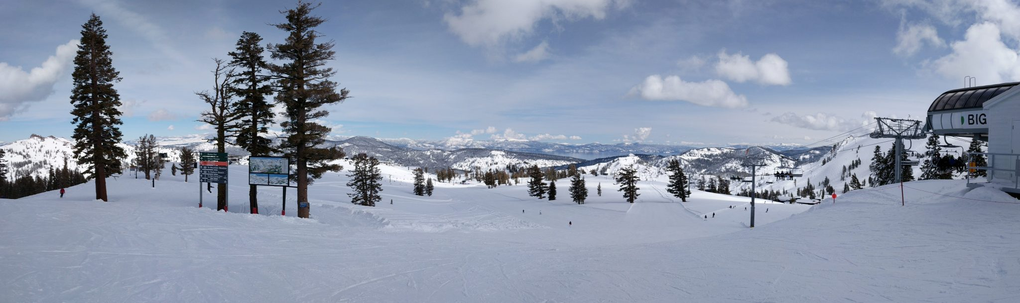 How I Skied for Free at Lake Tahoe