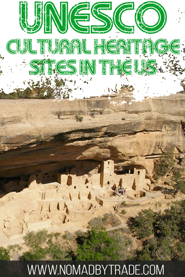 Mesa Verde dwellings with text overlay
