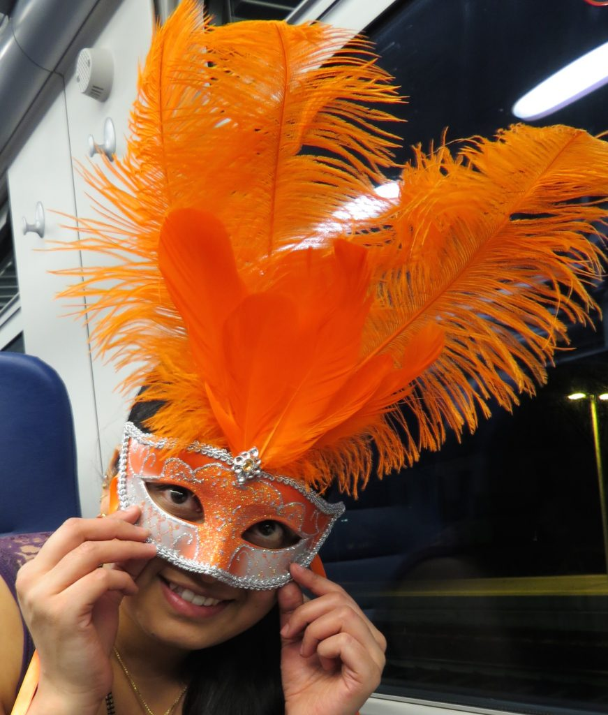 Mask from Venice, Italy - Go Beyond Bounds
