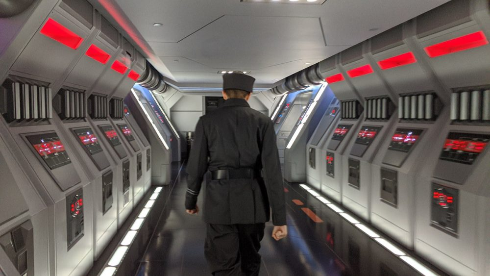 First Order soldier in Rise of the Resistance