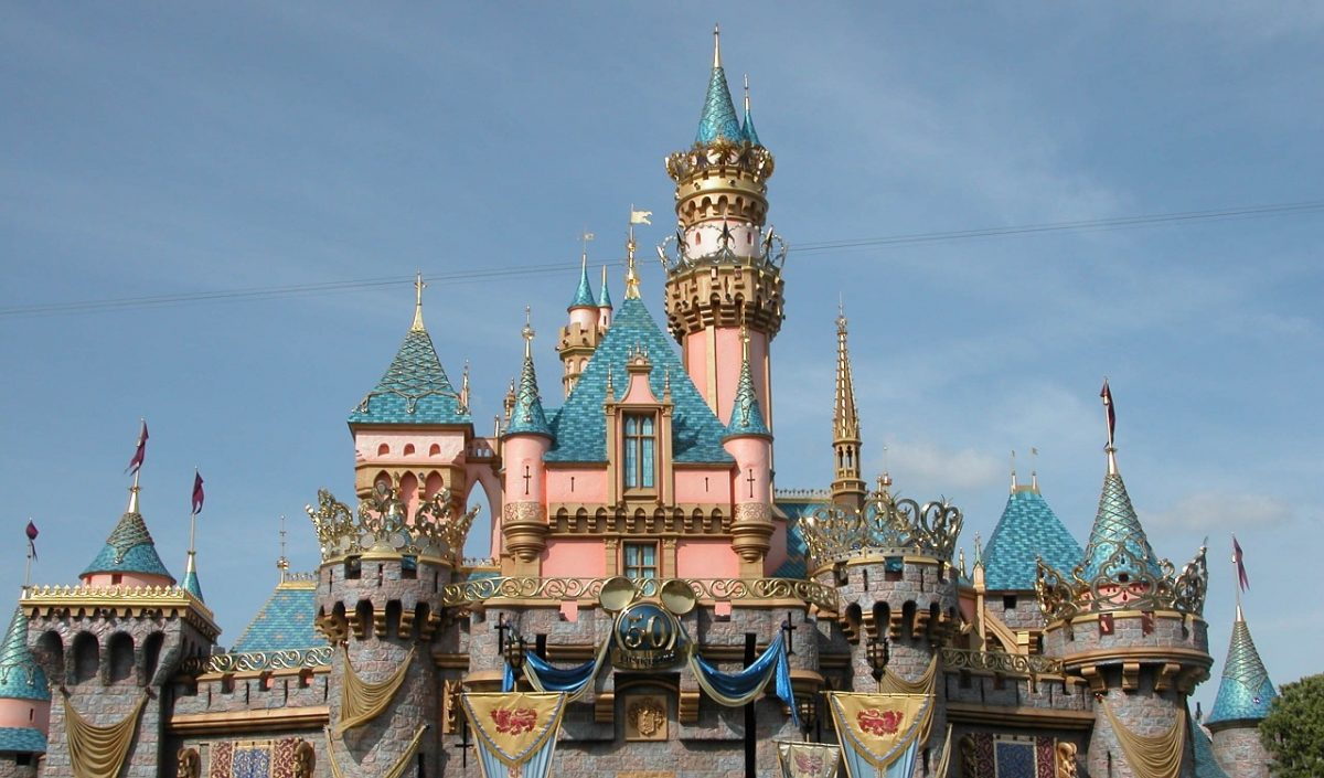 Sleeping Beauty Castle in Disneyland Park is one of the highlights of visiting Disneyland for adults