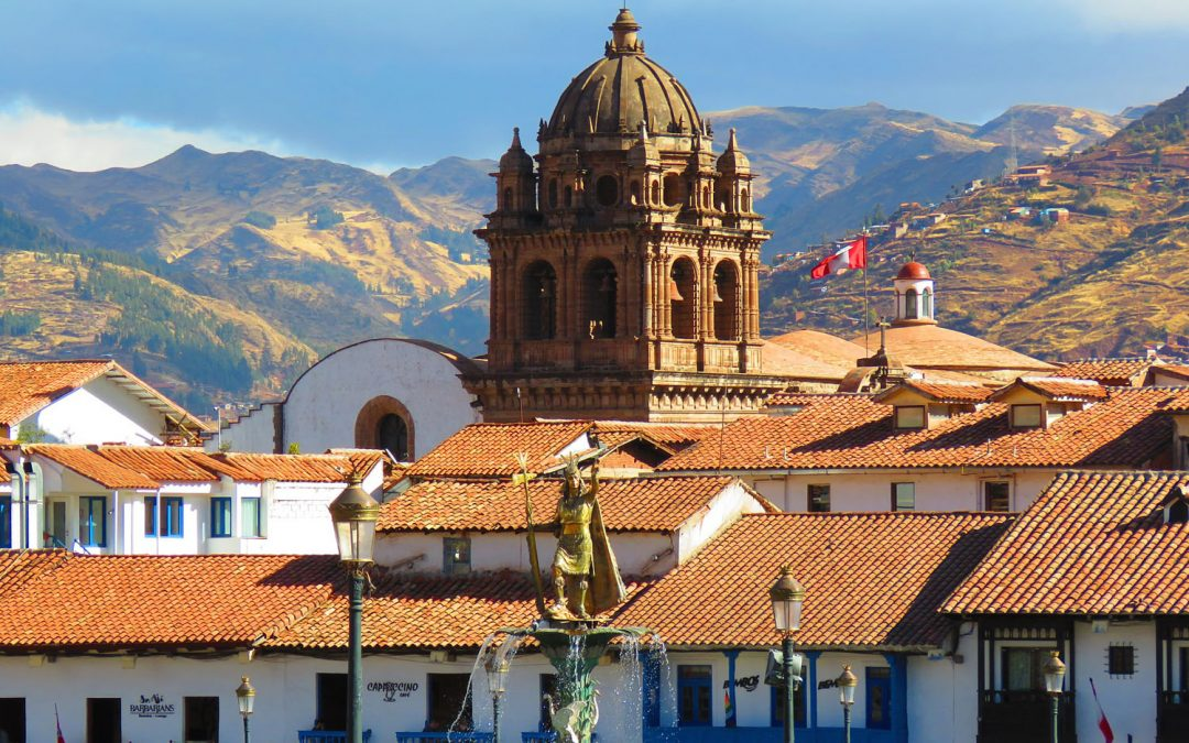 Visiting the Plaza de Armas is one of the top things to do in Cusco Peru
